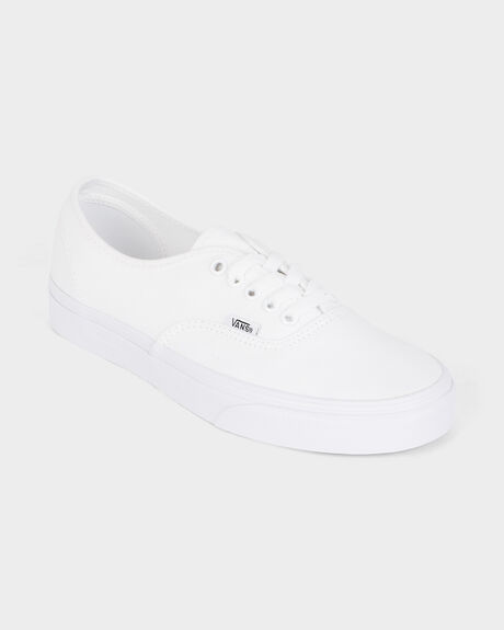 AUTHENTIC TRUE WHITE SHOE
