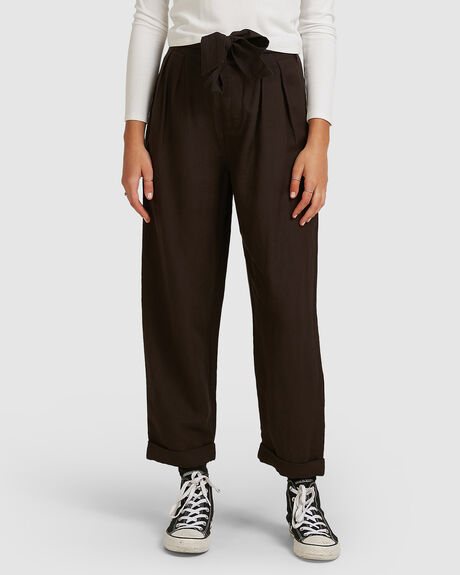 WOMENS KARA TAPERED PANT