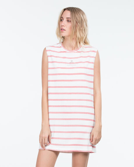 Balance Stripe Dress