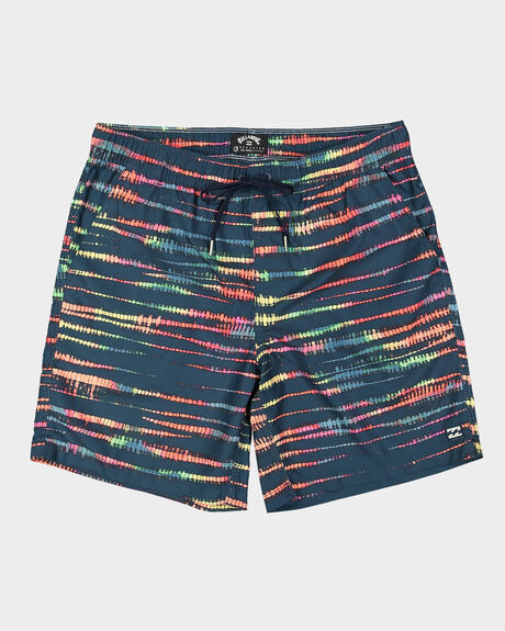 ALL DAY RIOT LAYBACK BOARDSHORTS