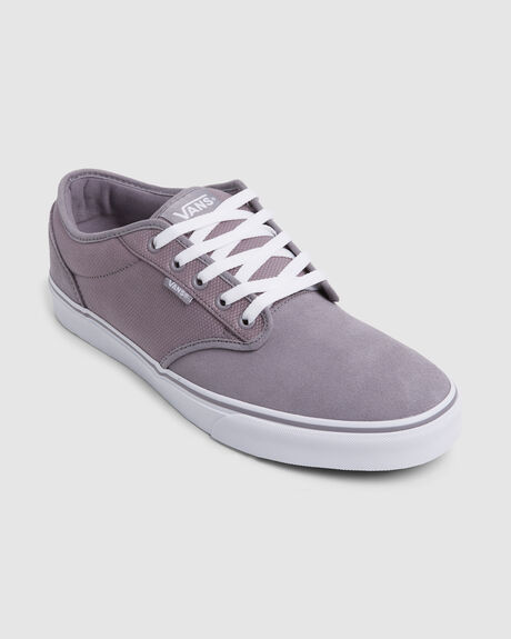 ATWOOD (SUEDE) FROST GRAY/WHIT