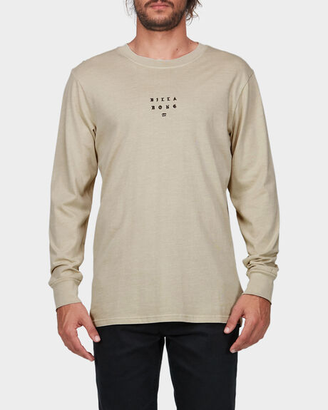 GOTHIC EMBROIDERY LS TEE