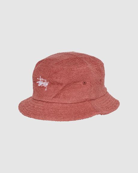 GRAFFITI TERRY BUCKET HAT