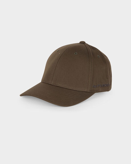 The Stacked Strapback