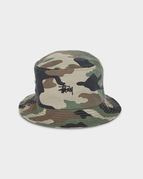 GRAFFITI BUCKET HAT