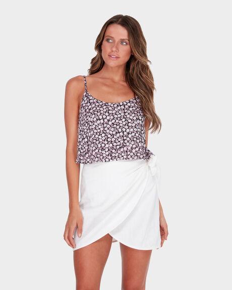 Sun Fader Wrap Skirt