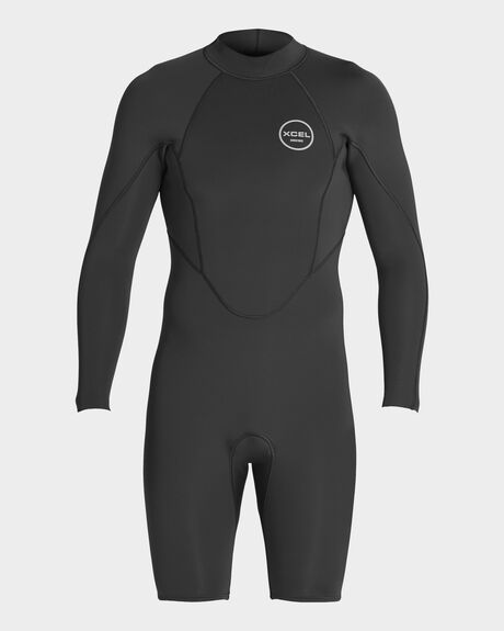MENS AXIS LONG SLEEVE 2MM SPRINGSUIT