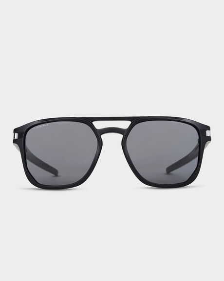 LATCH BETA MATTE BLACK  PRIZM GREY SUNGLASSES