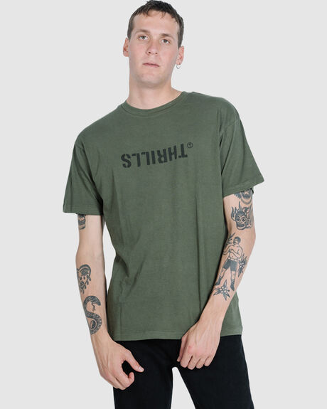 DIVISION BOX FIT TEE