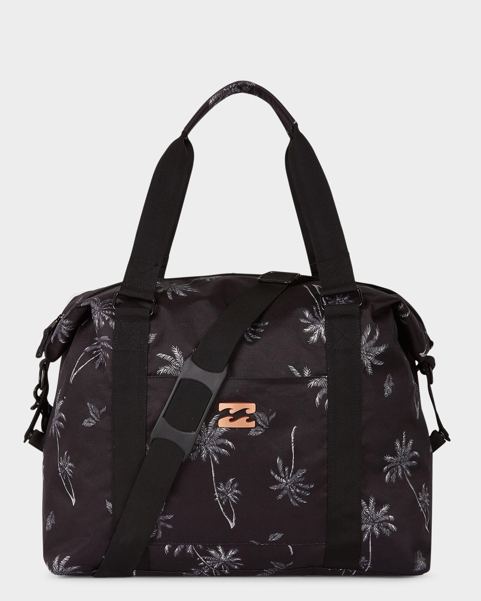 Billabong Palms Up Tote Bag Ladies Bags Black