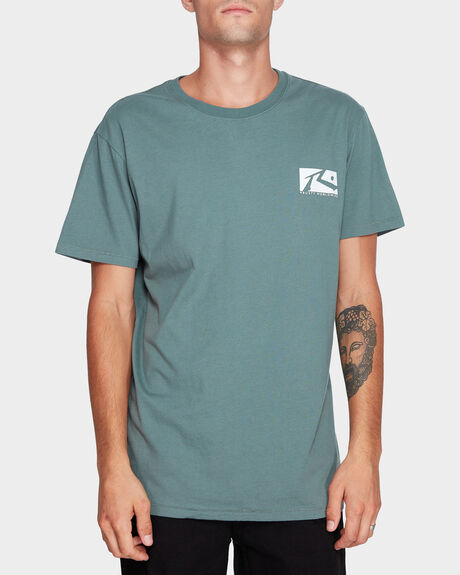 BOXED IN SHORT SLEEVE TEE