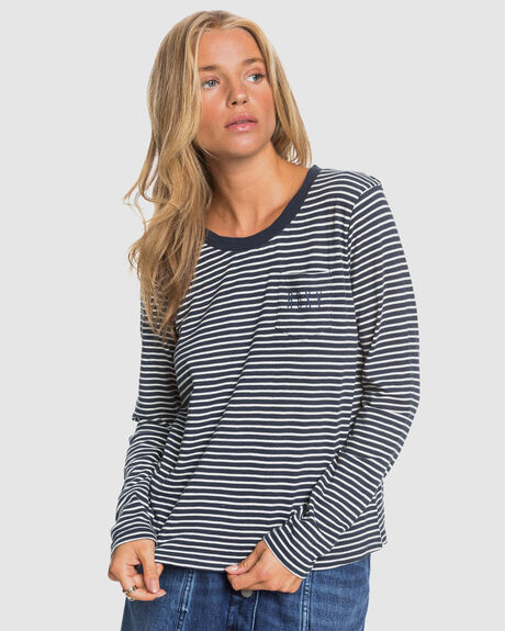WOMENS FEEL SAND LONG SLEEVE TEE