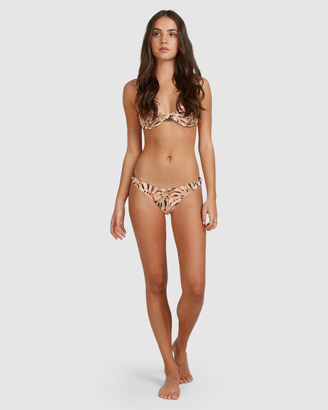 HULA PALM RING HIKE BIKINI BOTTOM