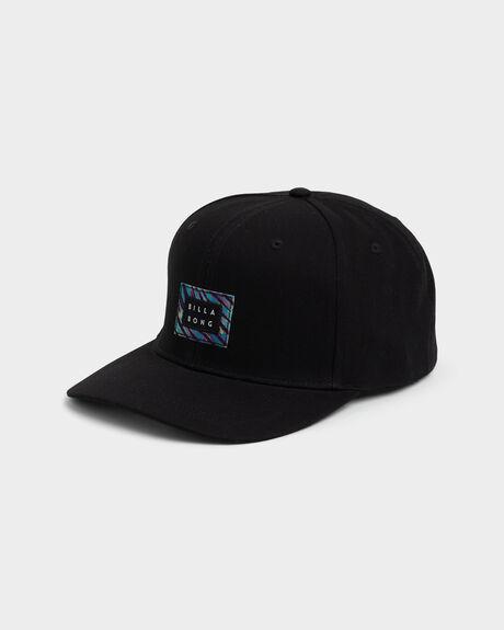 PLATEAU SNAPBACK CAP