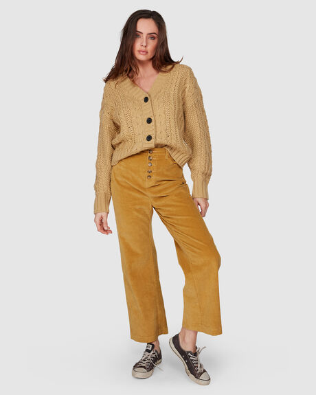 BRONTE CORD PANT