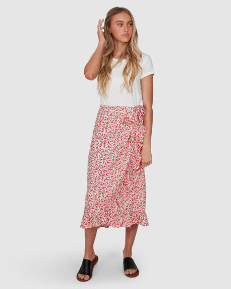WOMENS DITSY HALO SKIRT