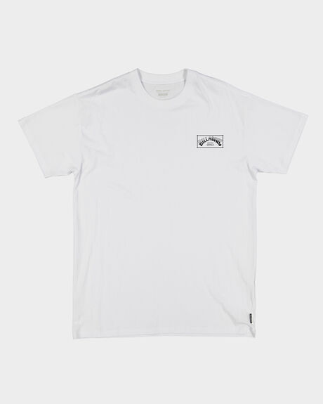 BOXED ARCH TEE