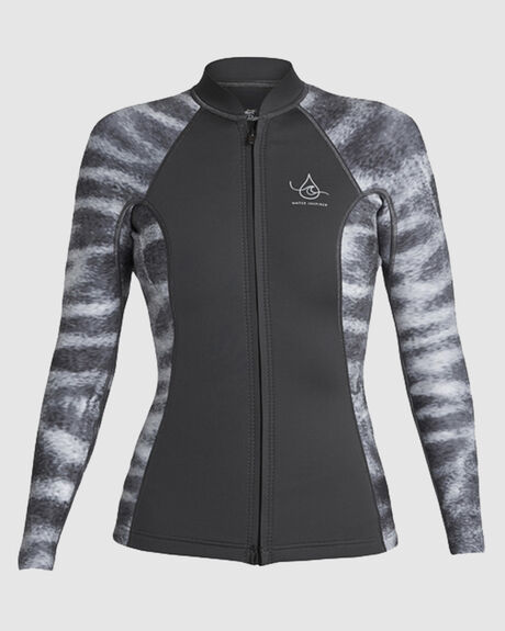 WOMEN'S OCEAN RAMSAY AXIS 2/1 FRONT ZIP JACKET