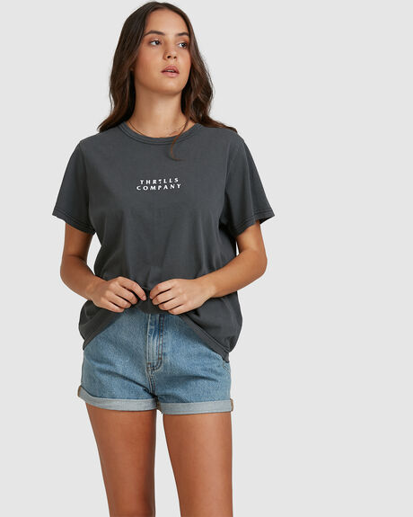 PALMED THRILLS RELAXED FIT TEE