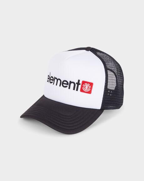 HORIZONTAL TRUCKER CAP
