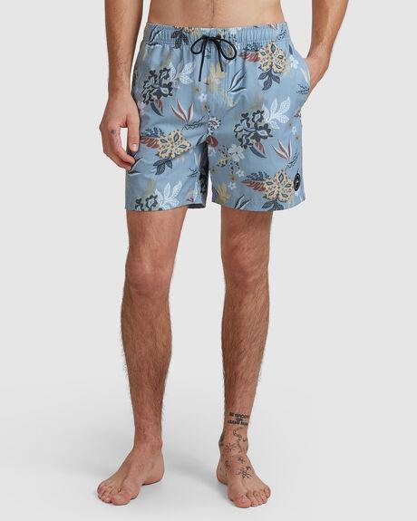 MENS DRESS CODE ELASTIC BOARDSHORT