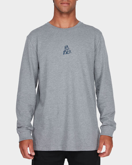 LORD RVCA LONG SLEEVE TEE