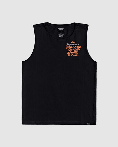 BOYS 8-16 DIFFERENT SIDES MUSCLE T-SHIRT