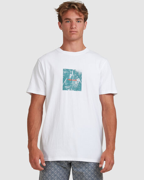 MENS RE:SEARCH COLLAGE TEE