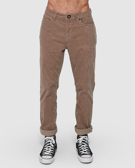 MENS SOLVER 5 POCKET CORD PANT