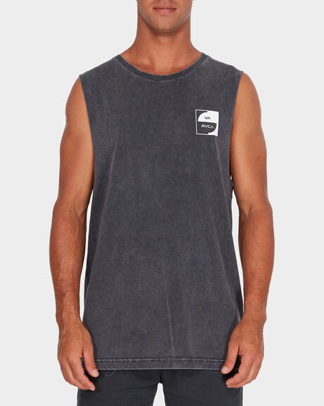 VA SQUIRCLE MUSCLE TEE