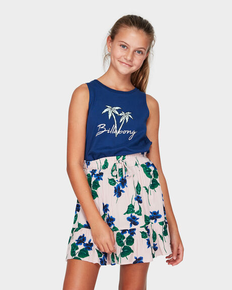 BLUE DREAM SKIRT