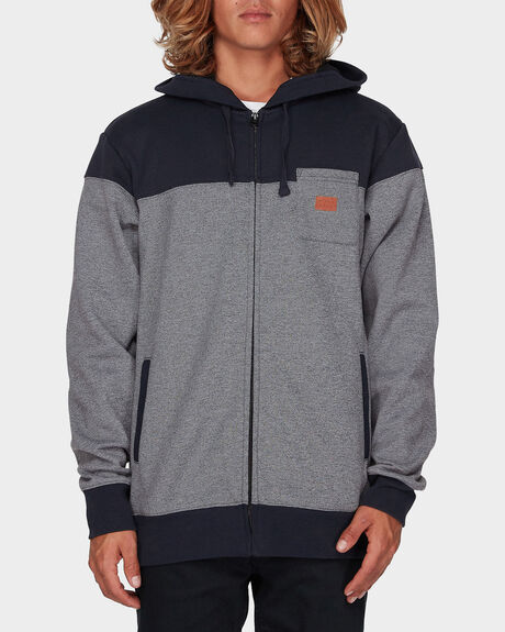 49 DEGREES SOUTH ZIP HOODIE