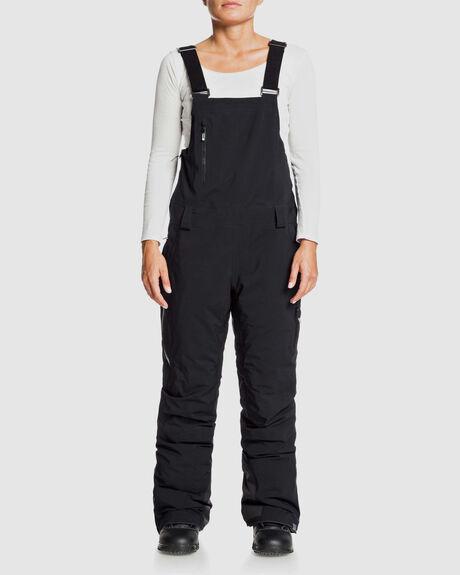 WOMENS GORE-TEX® STRETCH PRISM SNOW BIB PANTS