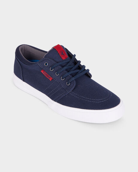 BOYS REMARK 2 NAVY RED