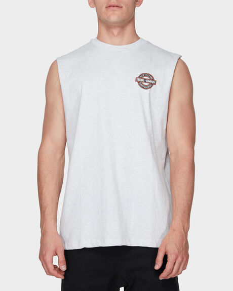 INTERSTATE MERCH FIT MUSCLE TEE