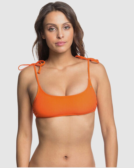 WOMENS PALM SHADOW BRALETTE BIKINI TOP