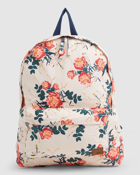 SUGAR BABY CANVAS SMALL BACKPACK
