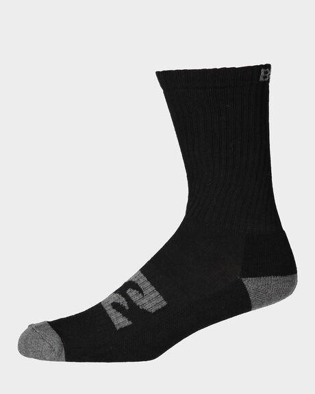 Sds Crew Sock - Plain