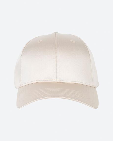 SATIN CAP