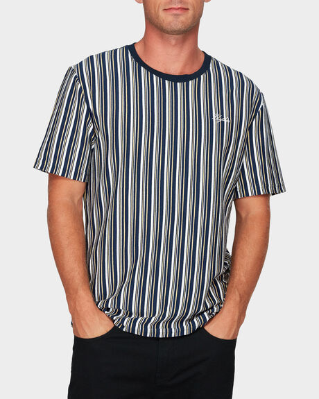 UPTOWN STRIPE SHIRT