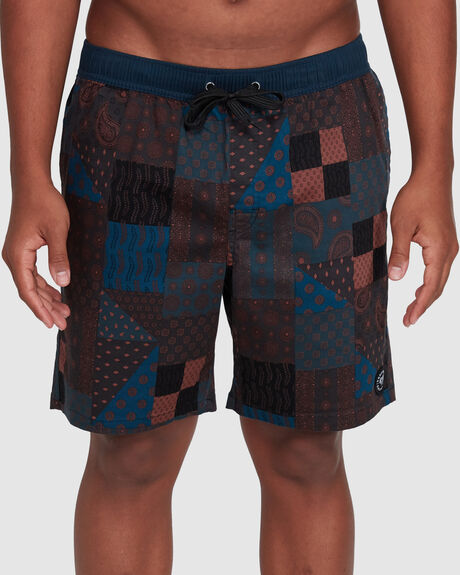 STROMATIC BEACHSHORT