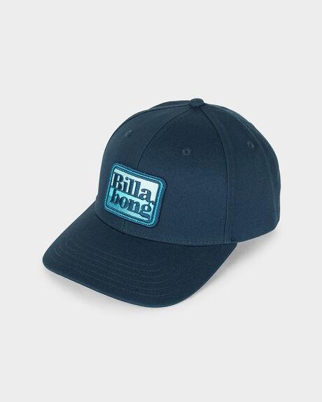 WALLED SNAPBACK CAP
