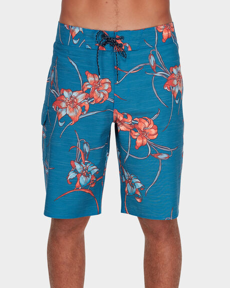 "ALL DAY FLORAL PRINTED 19"" BOARDSHORT"