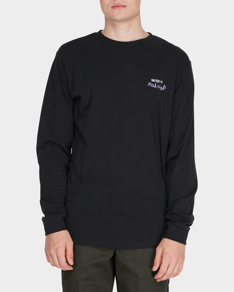 SHADOW PLAY LONG SLEEVE TEE