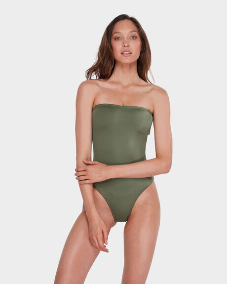 SEA CHASER BANDEAU ONE PIECE