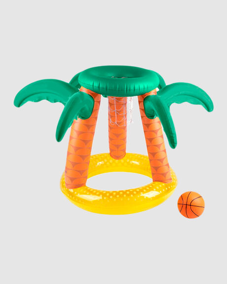 SUNNYLIFE INFLATABLE BASKETBALL