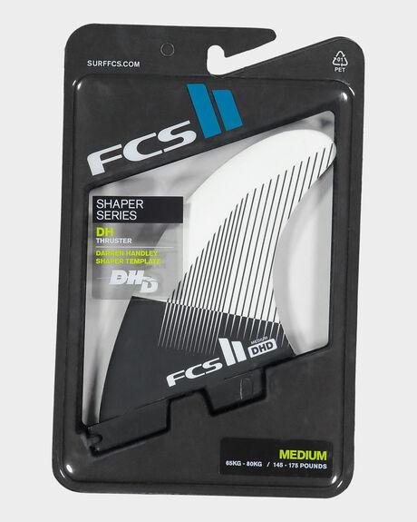FCS II DHD PC TRI MEDIUM FINS
