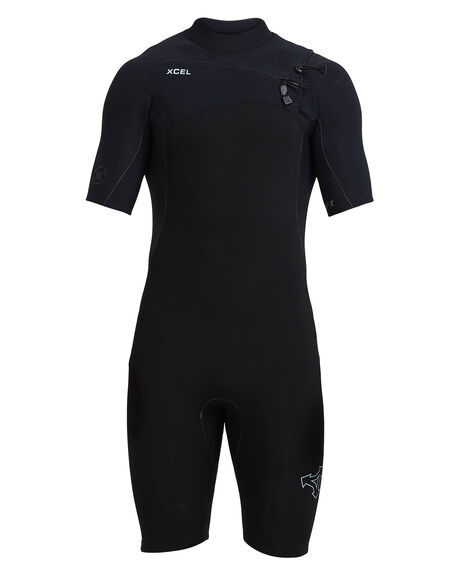 COMP-X 2MM S/S SPRINGSUIT