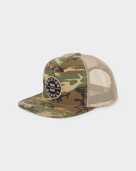 OATH III MESH CAP