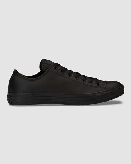 All Star Low Leather Mono